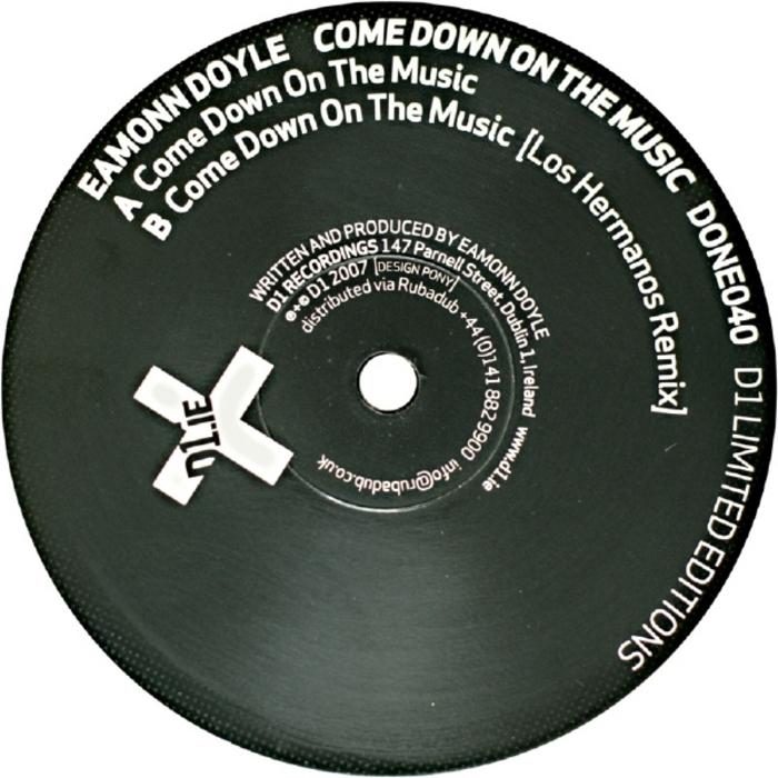 DOYLE, Eamonn - Come Down On The Music