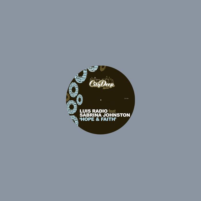 RADIO, Luis feat SABRINA JOHNSTON - Hope & Faith