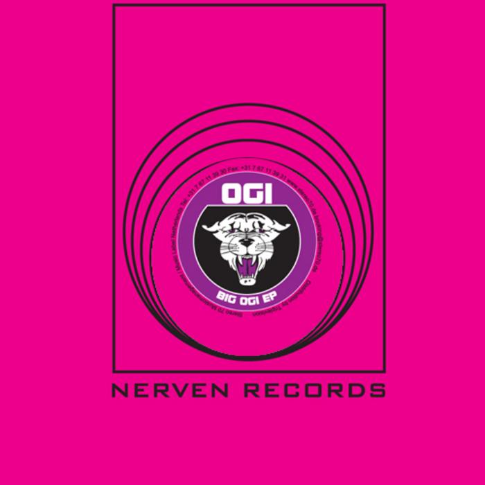 DJ OGI - Big Ogi EP