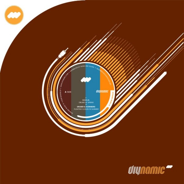 HOSH/GRUBER/NURNBERG/STIMMING/SOLOMUN - Four Seasons EP