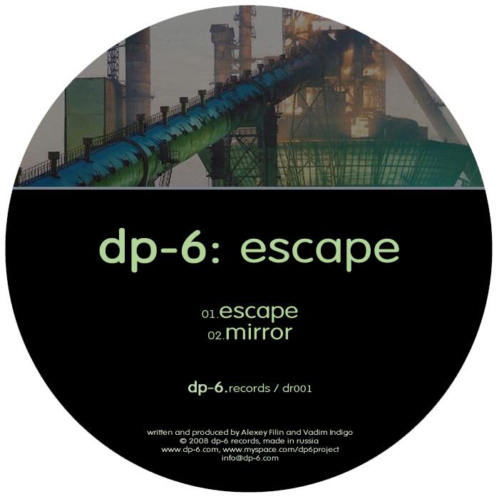 DP-6 - Escape EP