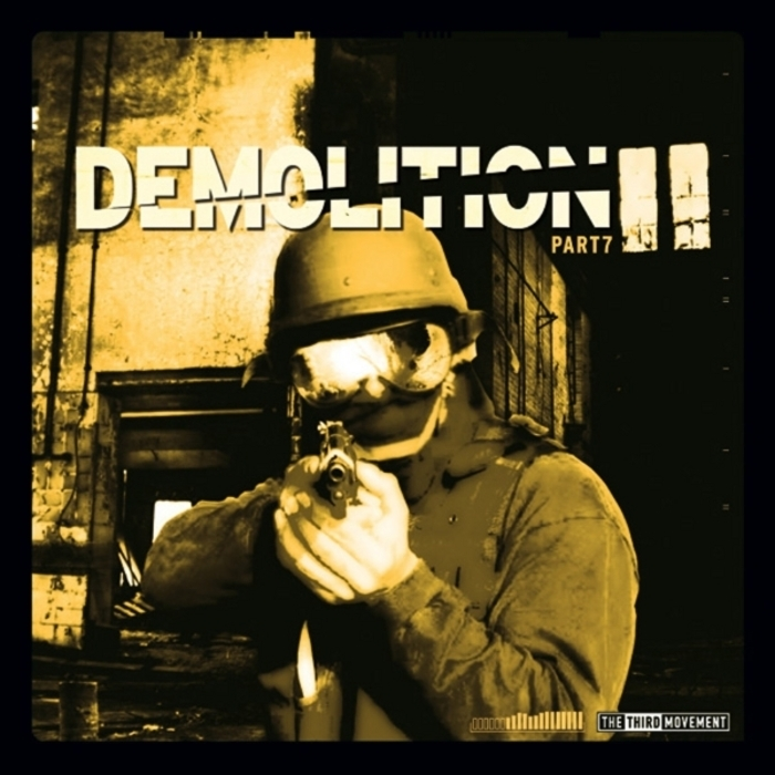 SCAN 7/ALEX B/PROMO/UNEXIST/LENNY DEE - Demolition 7: The Vinyl