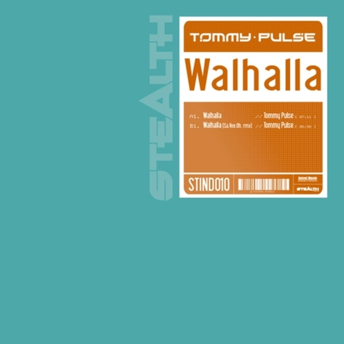 PULSE, Tommy - Walhalla
