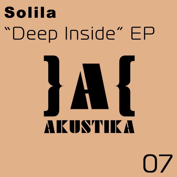 SOLILA - Deep Inside EP
