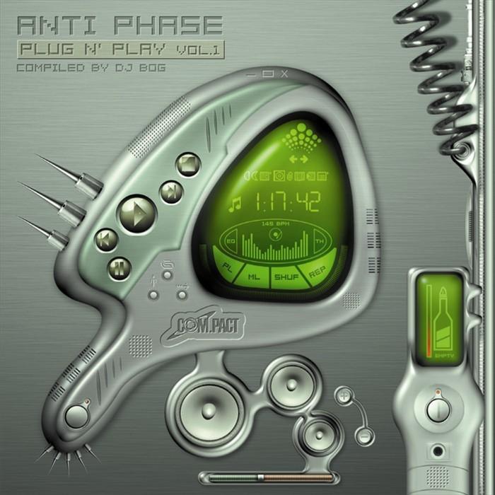 VARIOUS - Anti Phase: Plug N Play Vol 1 by Bog