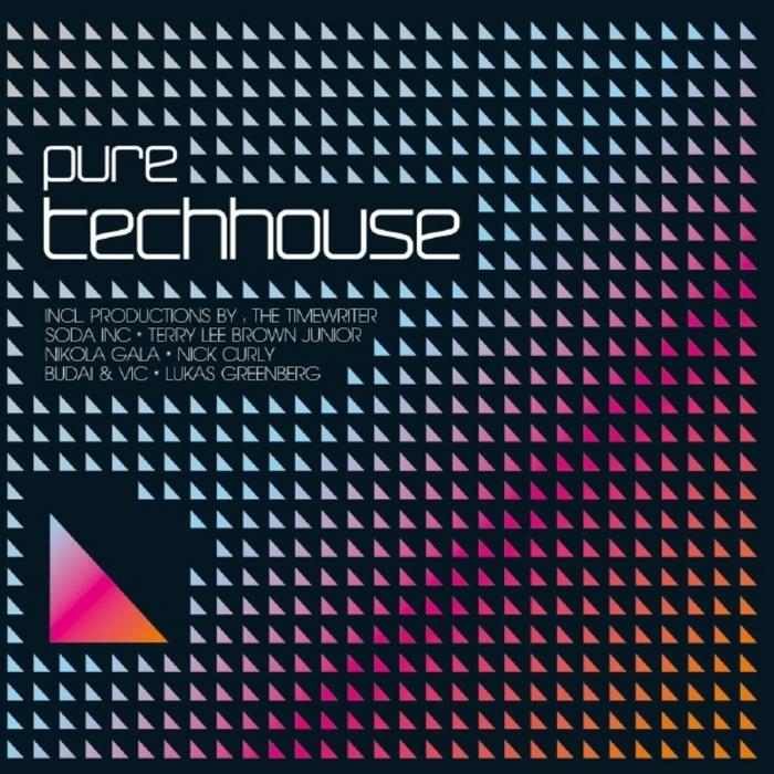VARIOUS - Pure Techhouse