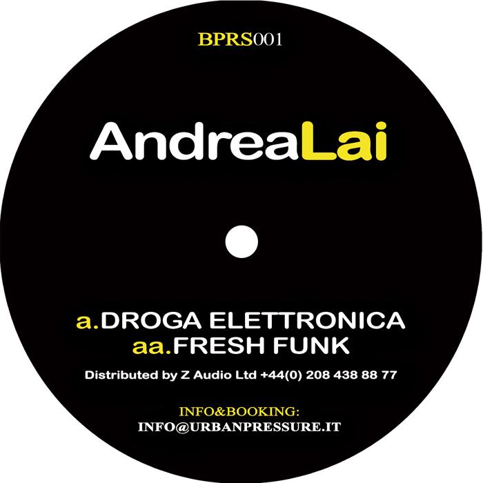 Andrea Lai - Droga Elettronica