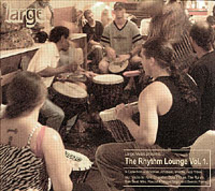 VARIOUS - The Rhythm Lounge Vol 1: A Collection Of Brazilian, Afrobeat & Nu Jazz Vibes