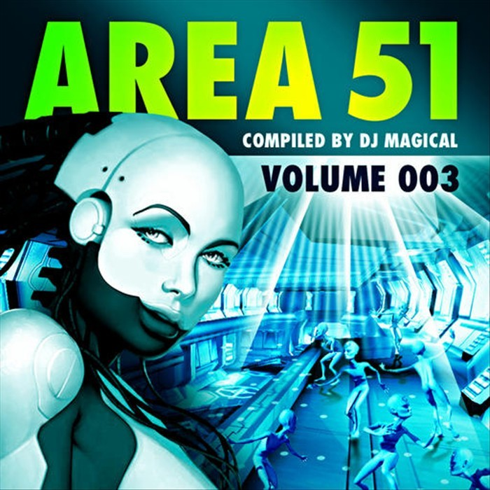 VARIOUS - Area 51 Vol 3