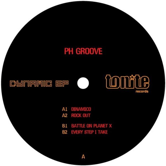 PH GROOVE - Dynamic EP