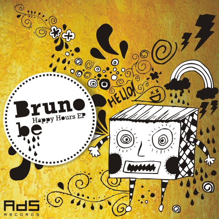 BE, Bruno - Happy Hours