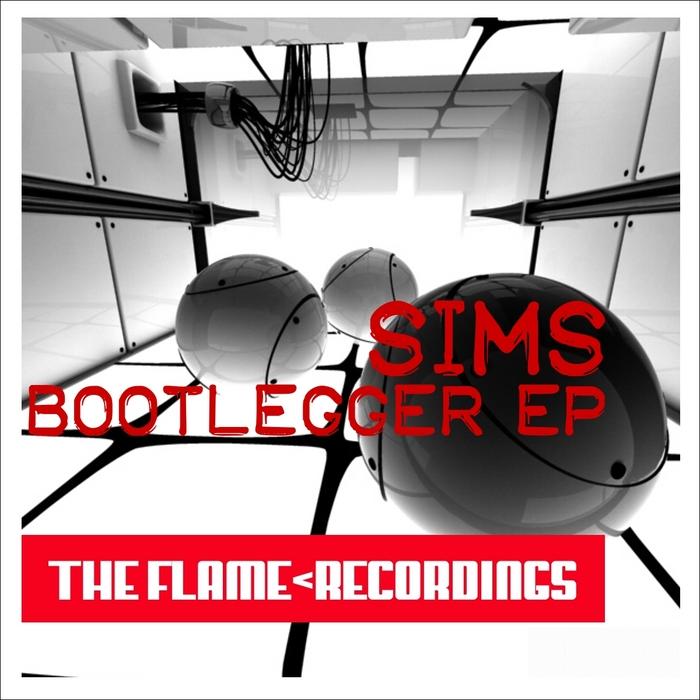 SIMS - Bootlegger EP