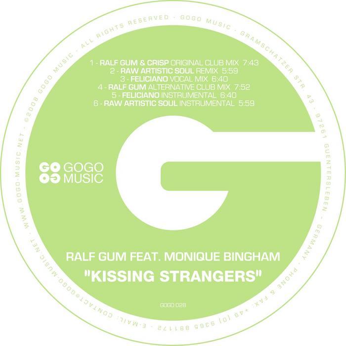 GUM, Ralf feat MONIQUE BINGHAM - Kissing Strangers