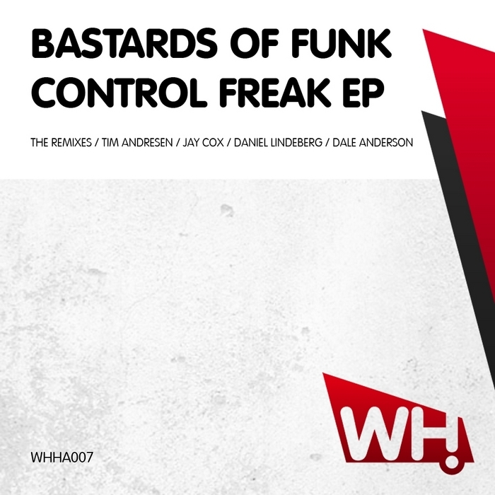 BASTARDS OF FUNK - Bastards Of Funk