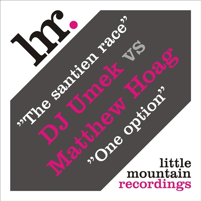 DJ UMEK vs MATTHEW HOAG - The Santien Race
