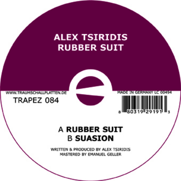 TSIRIDIS, Alex - Rubber Suit