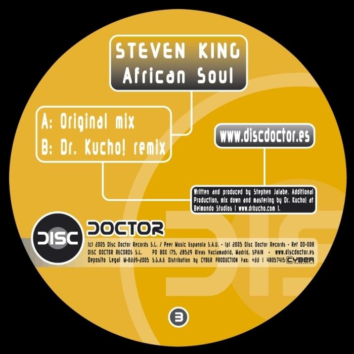KING, Steven - African Soul