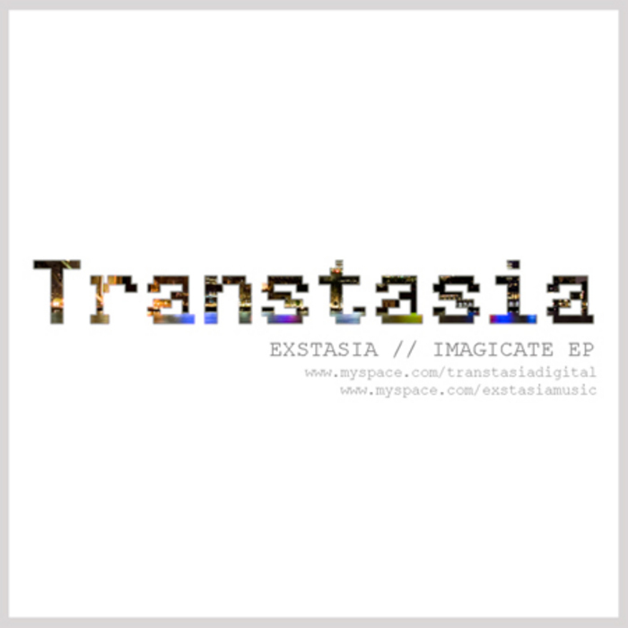 EXSTASIA - Imagicate EP