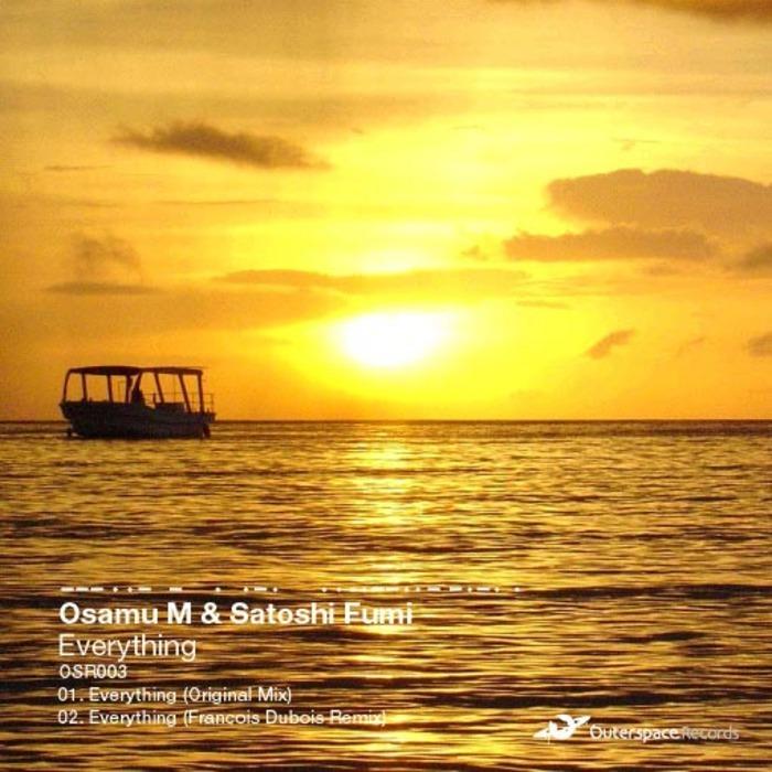 OSAMU M & SATOSHI FUMI - Everything