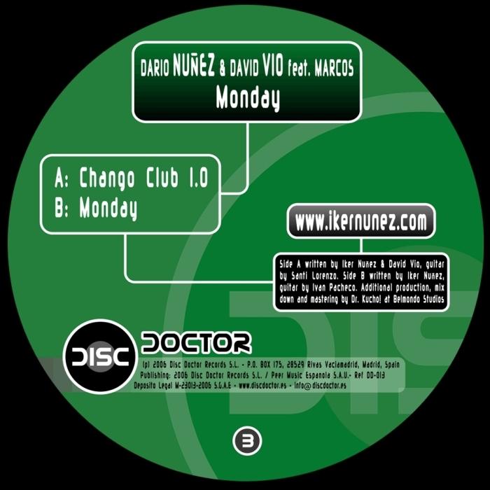 NUNEZ, Dario & DAVID VIO feat MARCOS - Chango Club 1.0