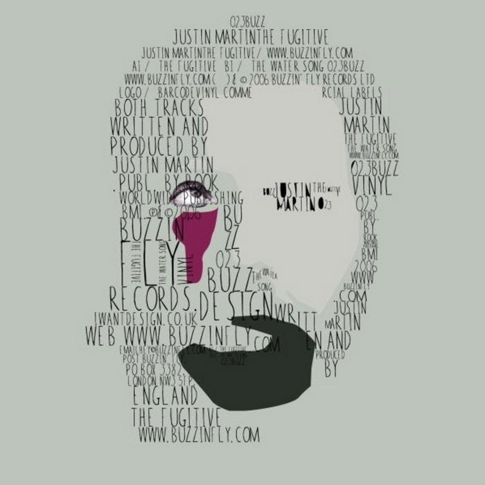MARTIN, Justin - The Fugitive EP