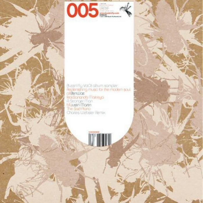BEN WATT/JUSTIN MARTIN - Buzzin' Fly Volume 1 Sampler