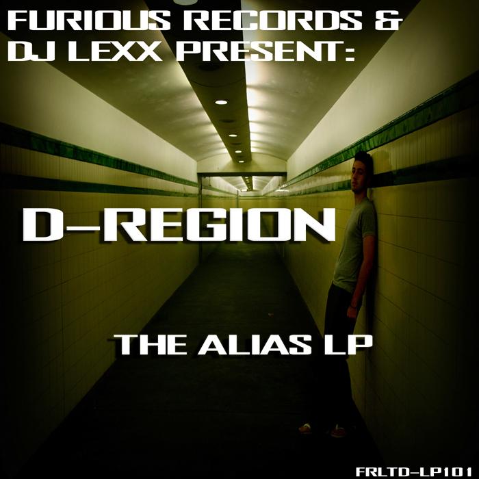 D REGION - The Alias LP