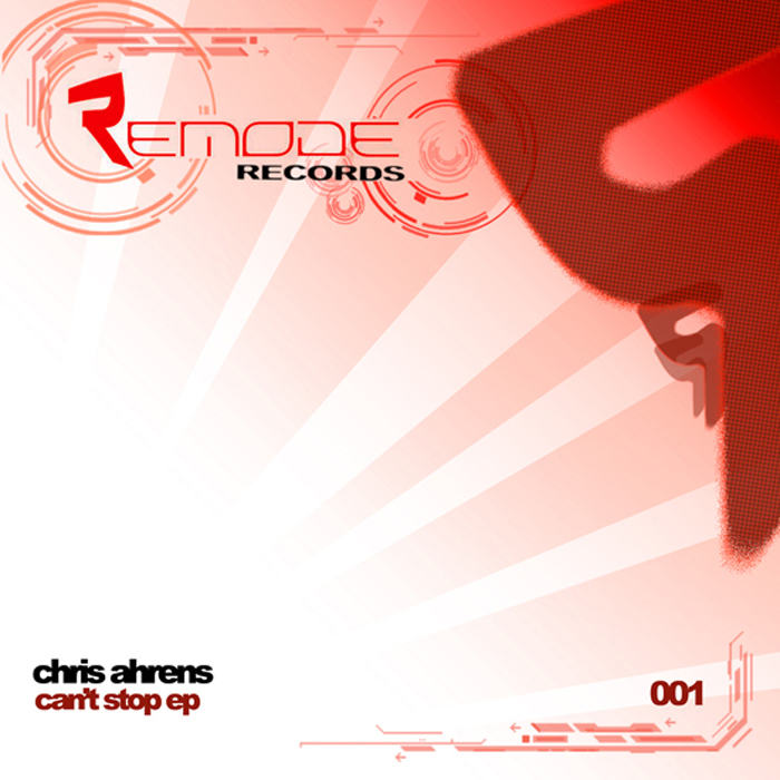 AHRENS, Chris - Can't Stop EP