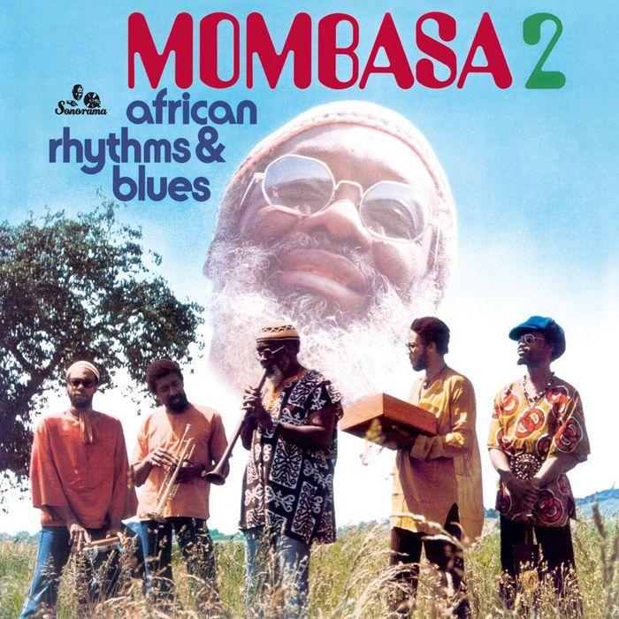 MOMBASA - African Rhythms & Blues 2