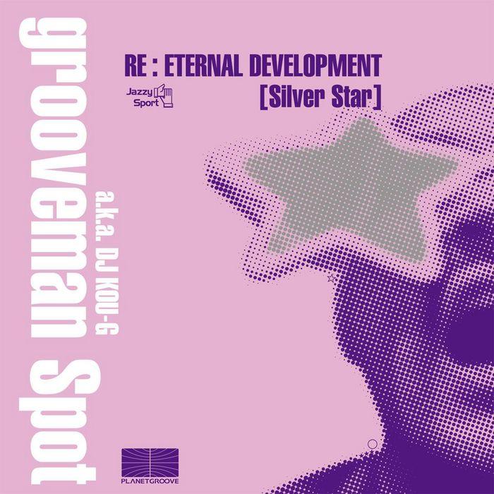 GROOVEMAN SPOT aka DJ KOU-G - Re: Eternal Development Silver