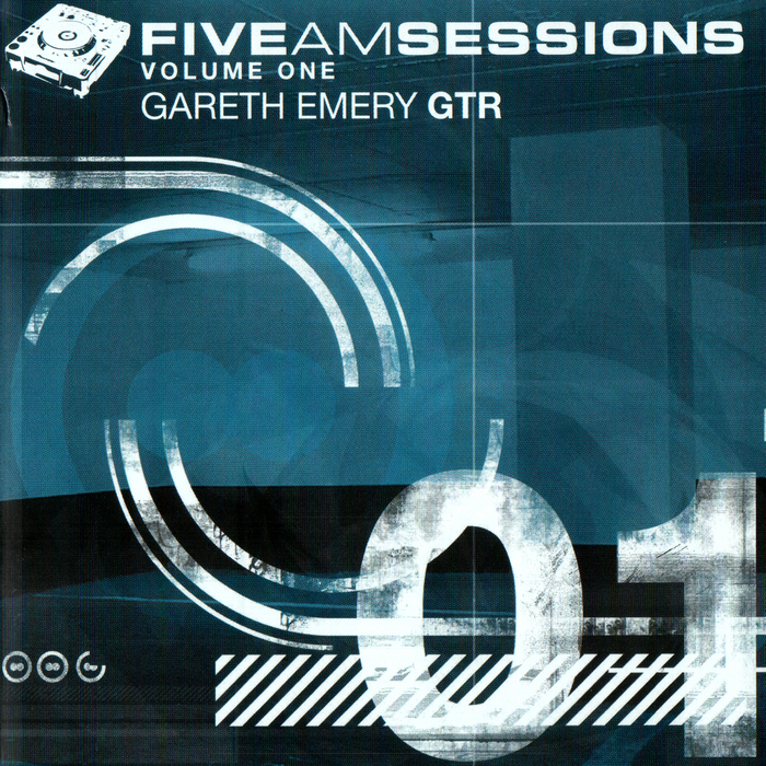 EMERY, Gareth/VARIOUS - The Five AM Sessions Volume 1