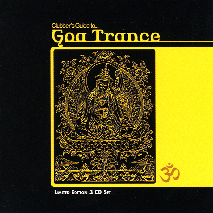 VARIOUS - Clubber's Guide To Goa Trance