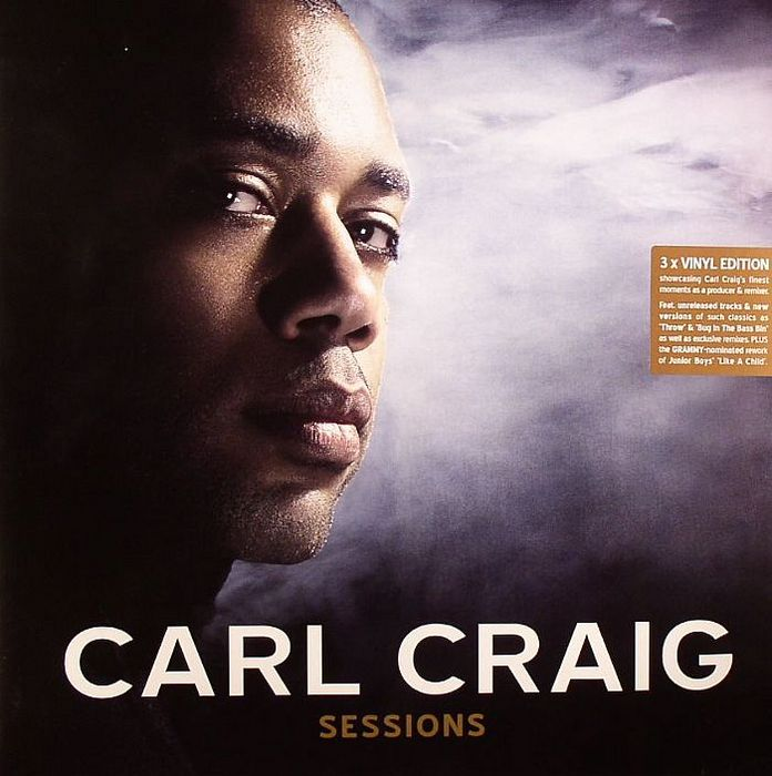 CARL CRAIG/VARIOUS - Sessions