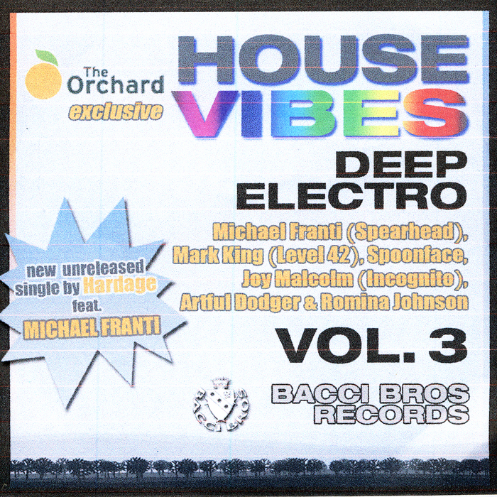 VARIOUS - House Vibes Deep Electro Vol 3