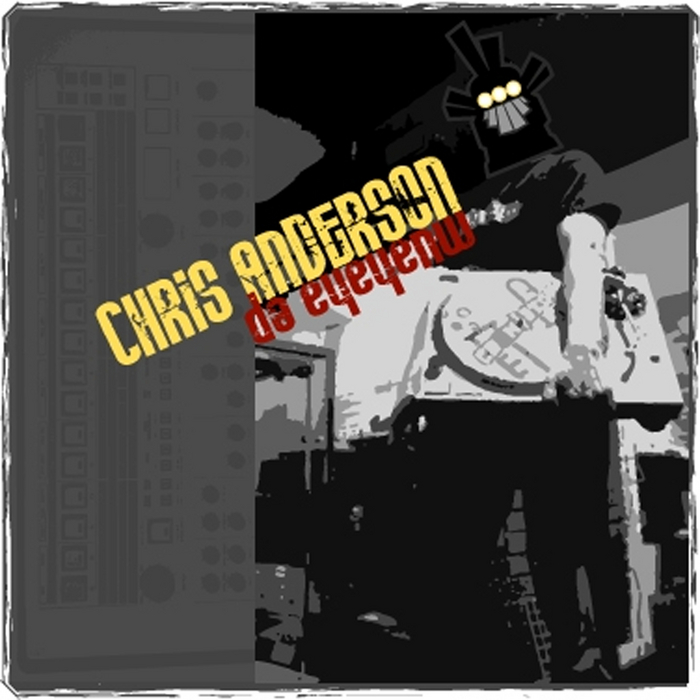 ANDERSON, Chris/PULSE/BUSTED - Muahaha EP