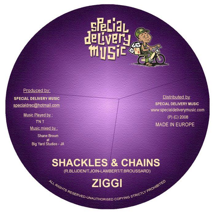 ZIGGI - Shackles & Chains