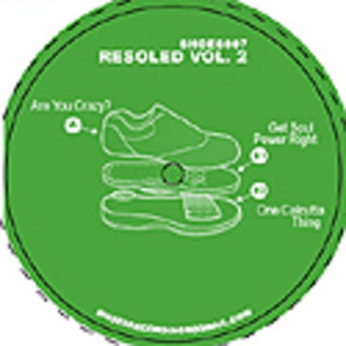 SHOES - Resoled Vol 2