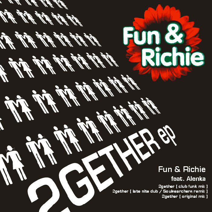 FUN & RICHIE feat ALENKA - Together EP