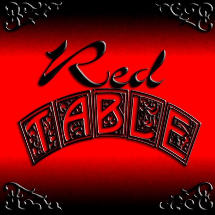 PORTMAN, Daniel/TANJA LA CROIX - Red Table