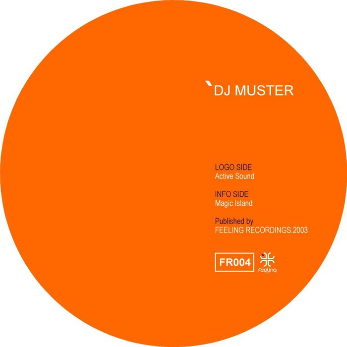 DJ MUSTER - Active Sound