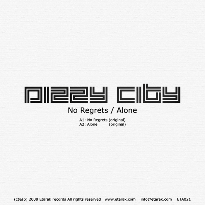 DIZZY CITY - No Regrets
