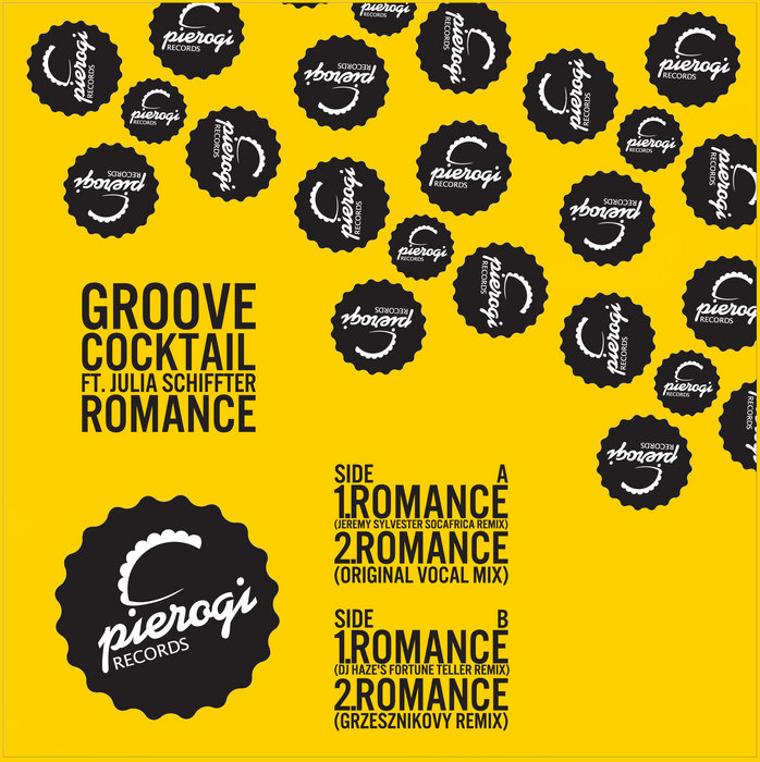 GROOVE COCKTAIL feat JULIA SCHIFFTER - Romance
