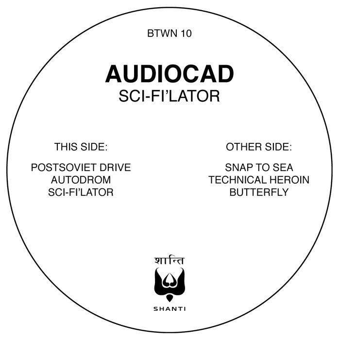 AUDIOCAD - Sci Fi'lator