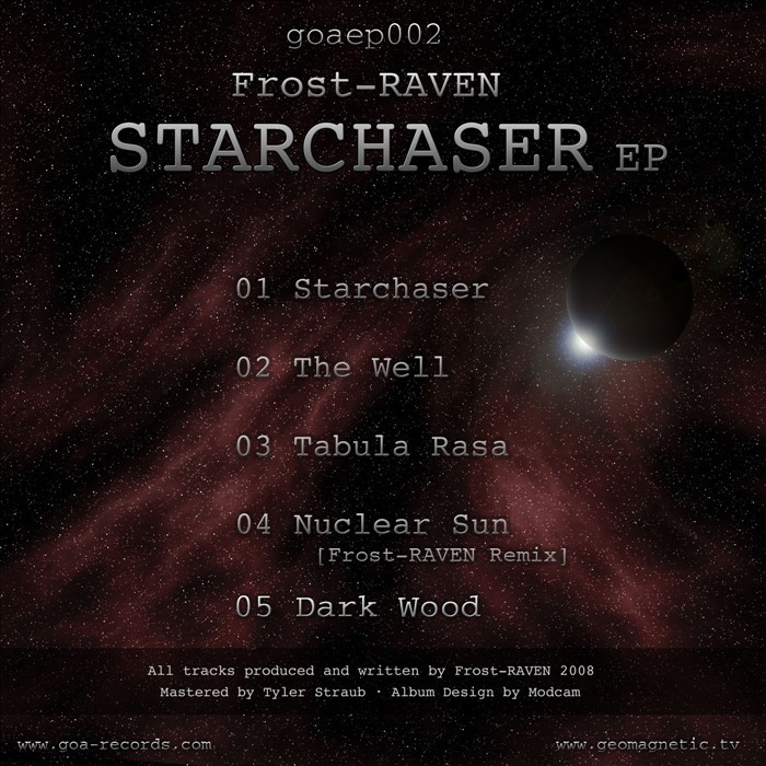 FROSTRAVEN - Starchaser EP