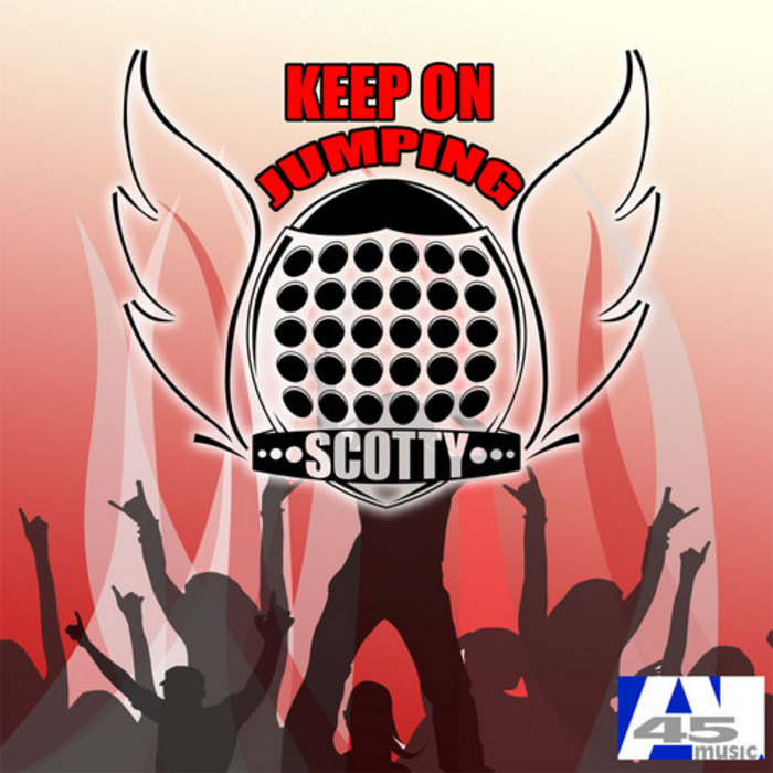 SCOTTY - Keep On Jumping