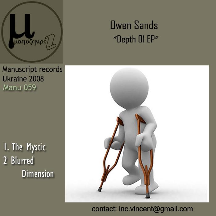 SANDS, Owen - Depth 01 EP