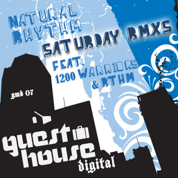 NATURAL RHYTHM - Saturdays (remixes)