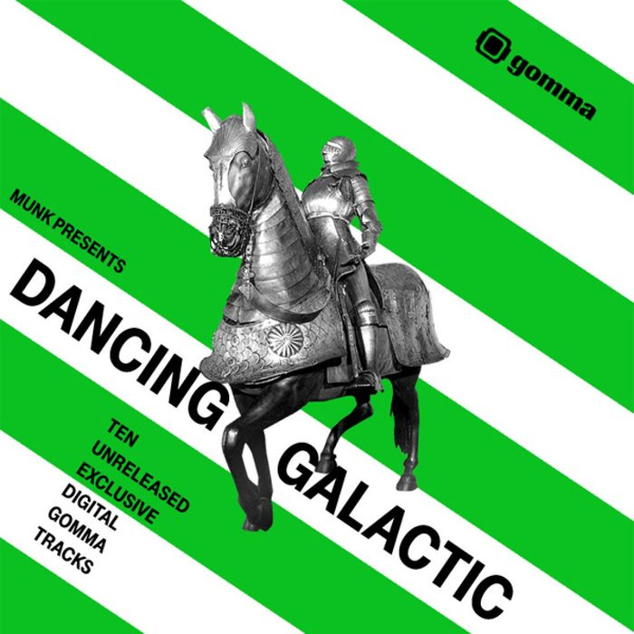 VARIOUS - Munk Presents Dancing Galactic