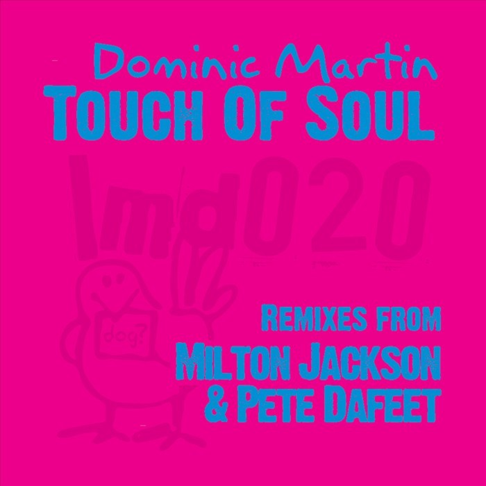 MARTIN, Dominic - Touch Of Soul