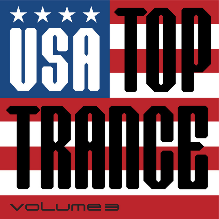 VARIOUS - USA Top Trance Vol 3